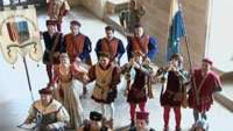 Storia di San Marino in mensile giapponese