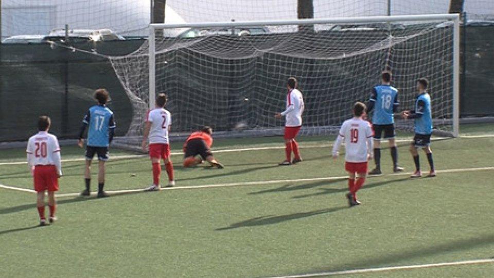 Tre Penne, 3-1 al San GiovanniTre Penne, 3-1 al San Giovanni e play-off con 4 turni d'anticipo