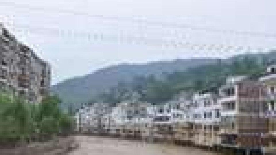 Cina: allarme inondazioni