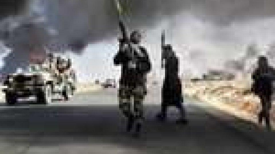 Libia: cessate il fuoco dalle  20.00, ora italiana