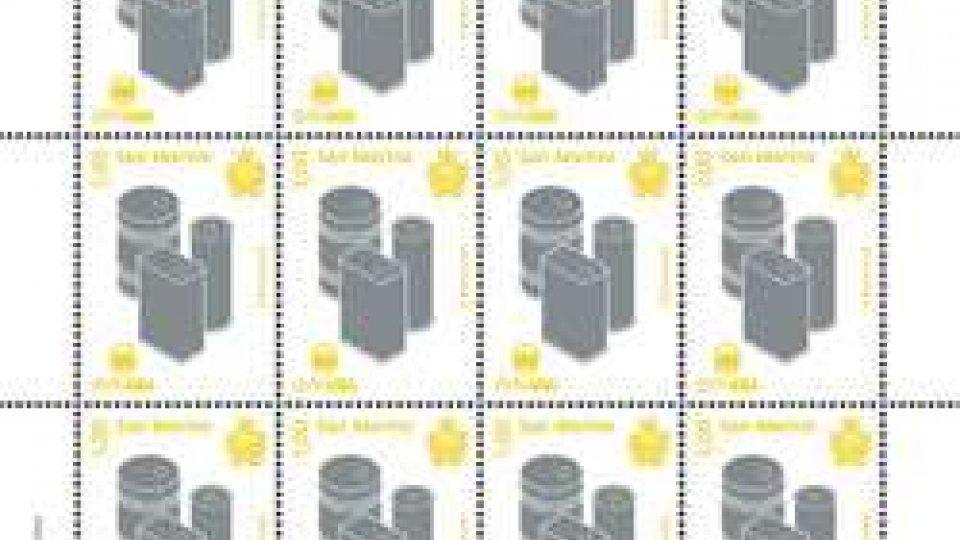 ASA: Una serie di francobolli dedicata a Gruppo ASA nel programma 2018  dell'Ufficio Filatelico e Numismatico di San Marino.