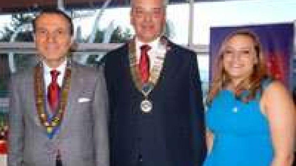 San Marino: Sul Titano il Governatore Rotary del Distretto 2072