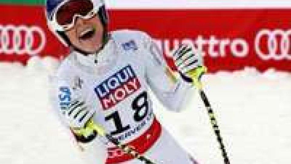 Mondiali di sci: il Super G alla Fenninger