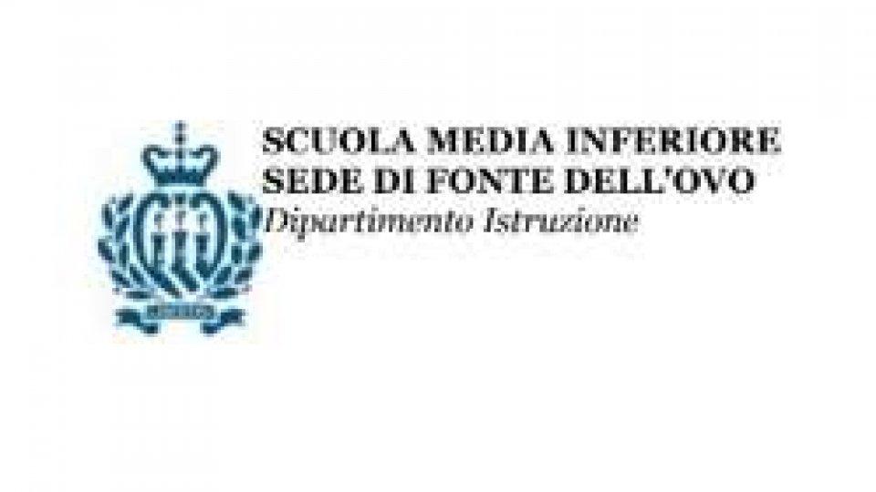 Scuola media Fonte dell'Ovo: presentazione spot No Hate Speech Movement