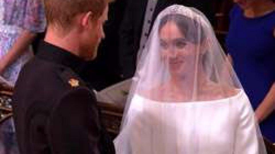 Il Royal WeddingRoyal Wedding - Harry e Meghan sono ufficialmente marito e moglie