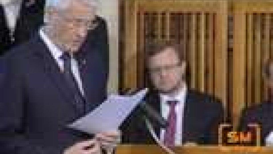 San Marino - L'oratore ufficiale Jagland insiste sull'integrazione delle minoranze
