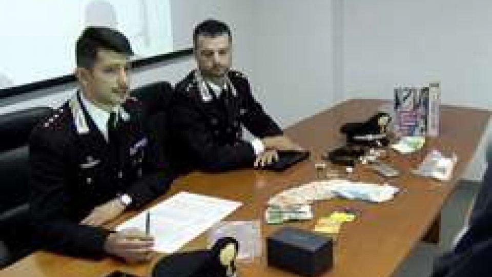 Carabinieri RiccioneCarabinieri: misanese arrestato per detenzione di stupefacenti e arma modificata
