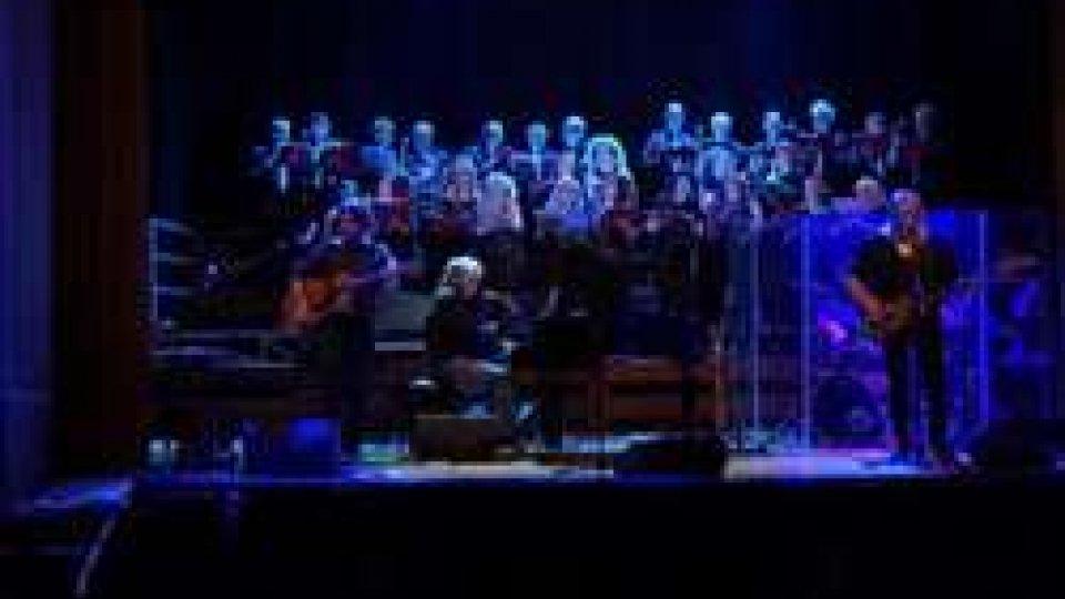 "Corale RSM: grande successo per ""We will Rock You""Corale RSM: grande successo per il concerto ""We will Rock You"""