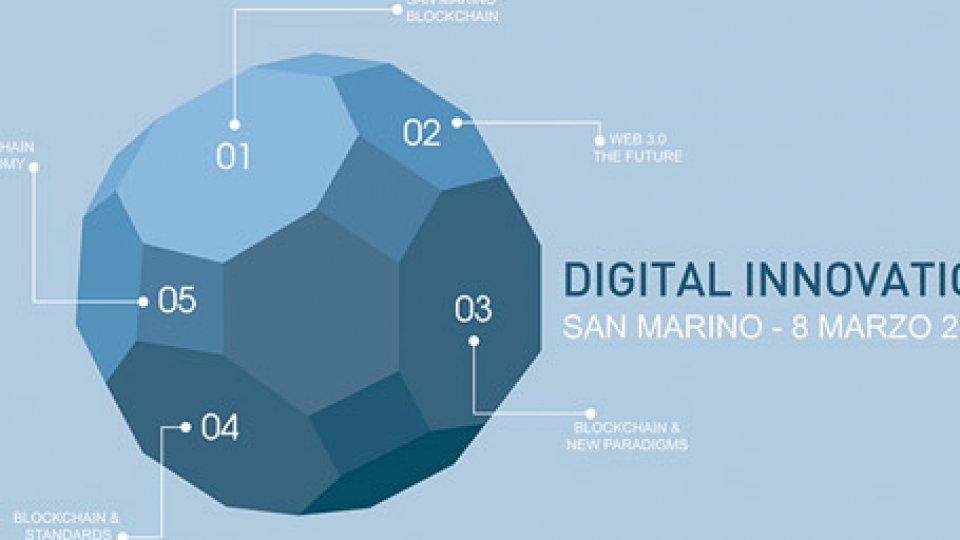 SMI: 4° edizione - Digital Innovation San Marino - Kursaal 8 marzo 2019