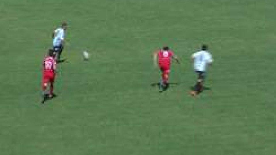 Jesina-San Marino 1-0Jesina-San Marino 1-0