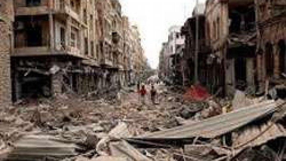 Siria: accordo Usa - Russia su tregua da sabato