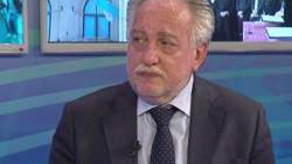 Corrado PetrocelliUniRsm: Petrocelli soddisfatto dopo l'audizione in commissione, l'università raccoglie apprezzamenti
