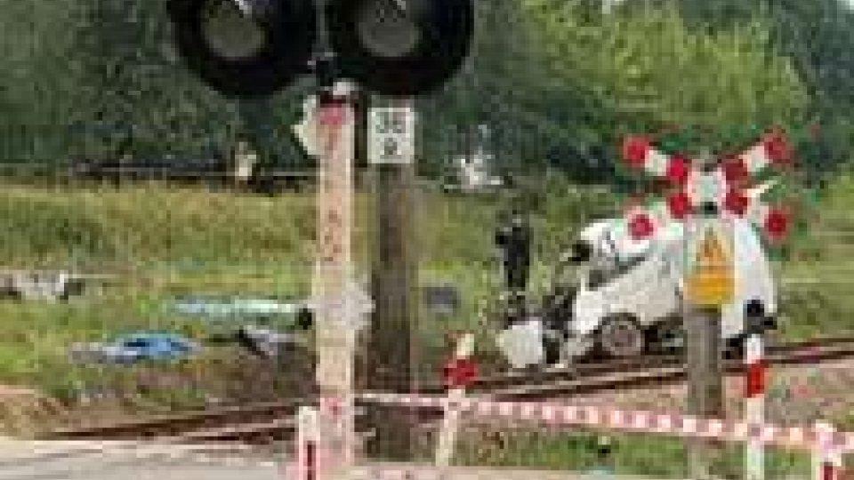 Incidente ferroviario in Polonia