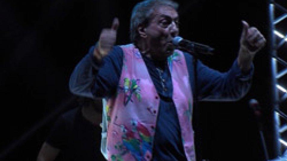 Tullio De PiscopoVilla Verucchio: Tullio De Piscopo protagonista al 'Music Live Festival'