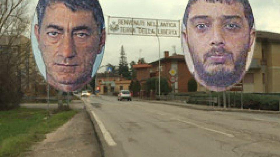 Achille Lia e Albano Ahmetovic