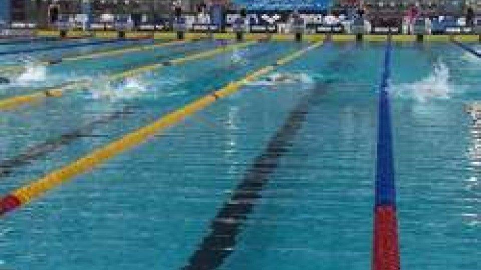 Meeting di Nuoto: bene i sammarinesi