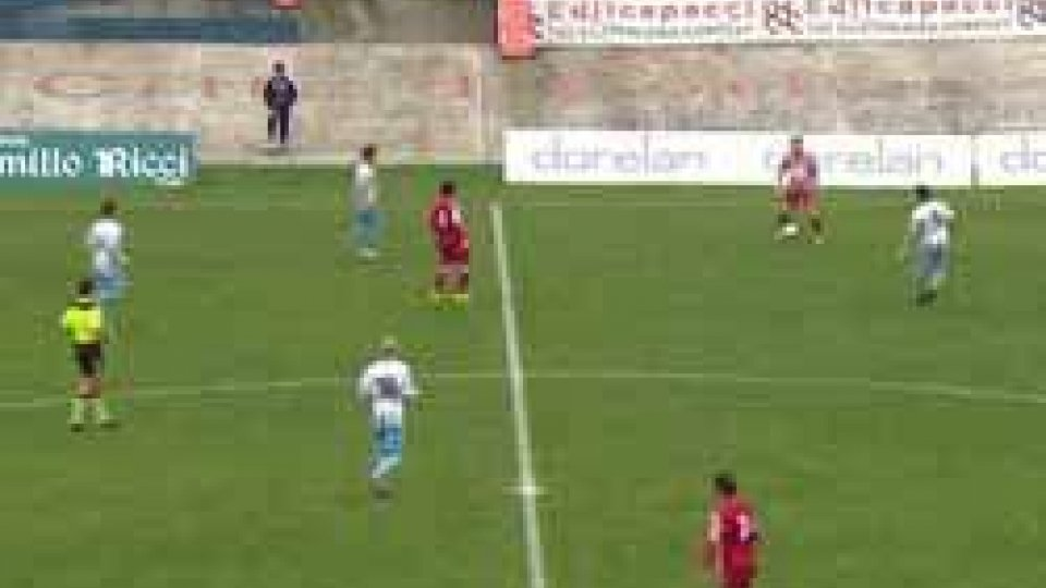 Forlì - Romagna Centro 0-0Forlì - Romagna Centro 0-0