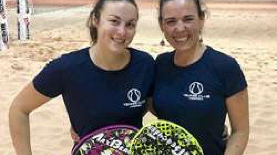 Circolo Tennis Viserba: Settima giornata del campionato femminile di beach tennis Baldacci-Coscia