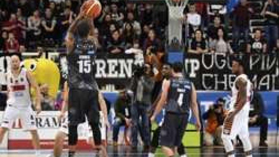 Basket, Trento supera Venezia nel lunch matchBasket, Trento supera Venezia nel lunch match