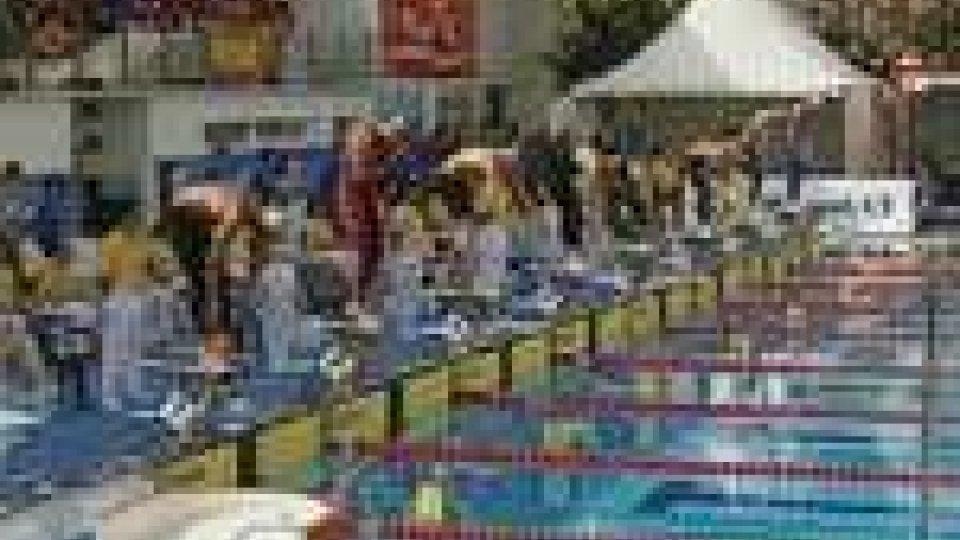 Nuoto, record Muccioli. ritorna Nicolini