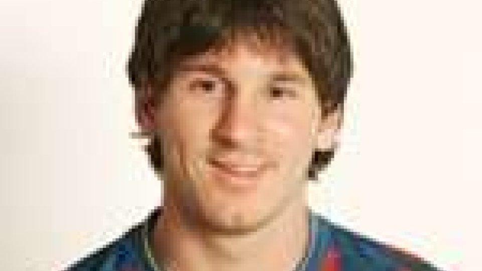 E' ancora Messi il Pallone d'Oro. Per lui è il terzo consecutivo