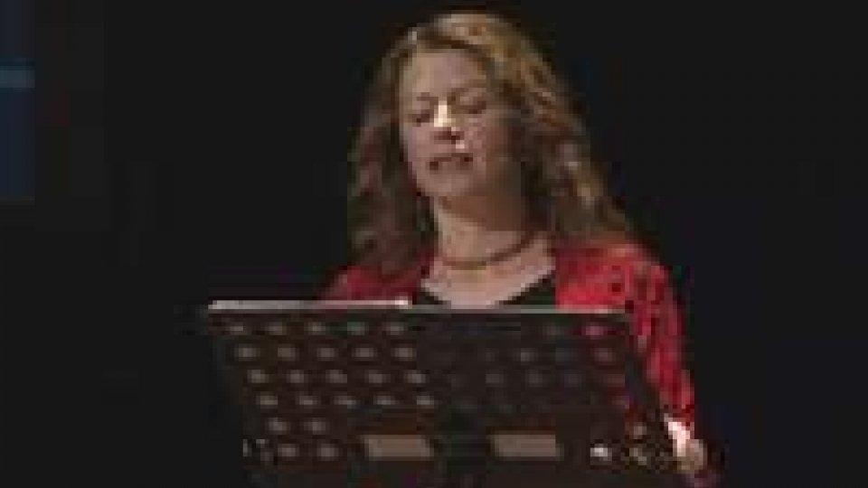 """Teatro: In scena la Sandrelli, per lo """"Schermo sul leggio"""""""