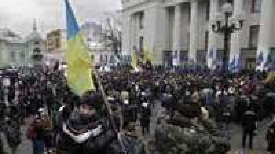 La Crimea chiede l'aiuto della Russia