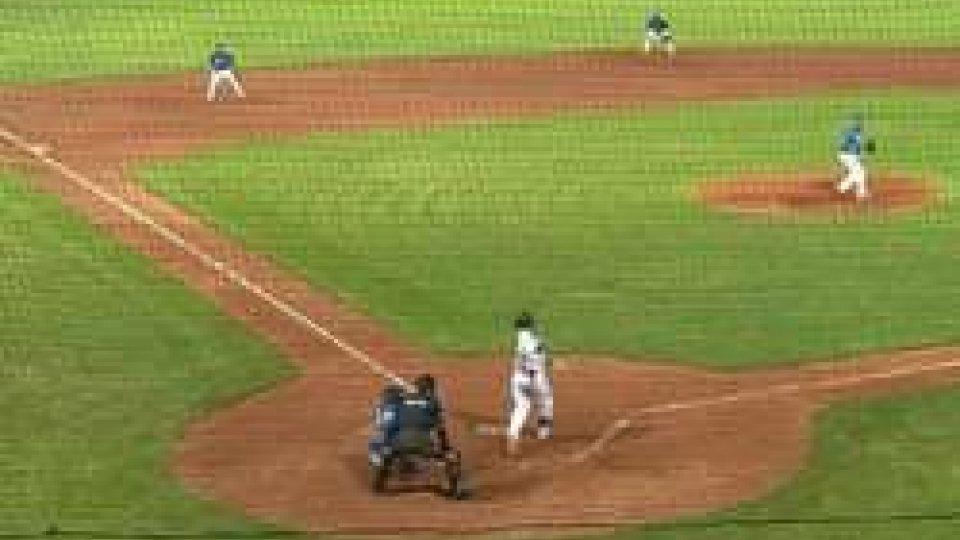 BaseballBaseball, Rimini travolge la T&A