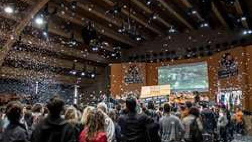 «Il mondo che vorrei dipende da noi»: il messaggio lanciato a San Patrignano per i WeFree Days
