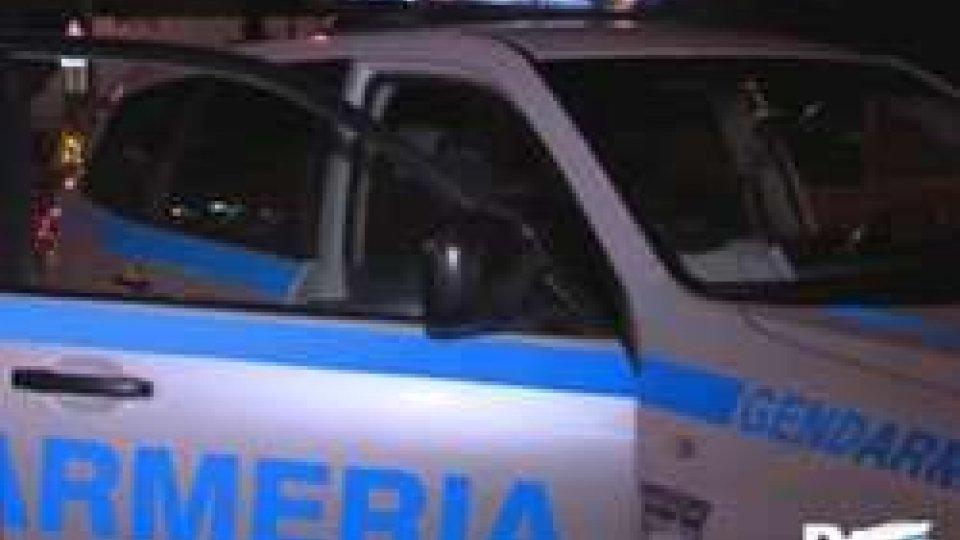 Furti a Dogana: ladri fuggono dopo concitato inseguimentoFurti a Dogana: ladri fuggono dopo concitato inseguimento