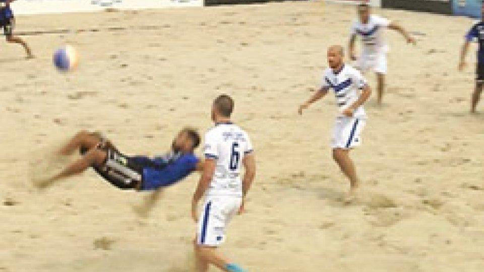 Beach SoccerBeach Soccer: la Samb difenderà il titolo a Catania, Lady Terracina campionesse femminili