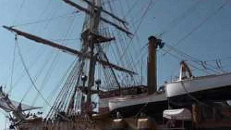 L'Amerigo Vespucci pronta a salpare per Nord America e Canada: dal 19 aprile al 23 settembre