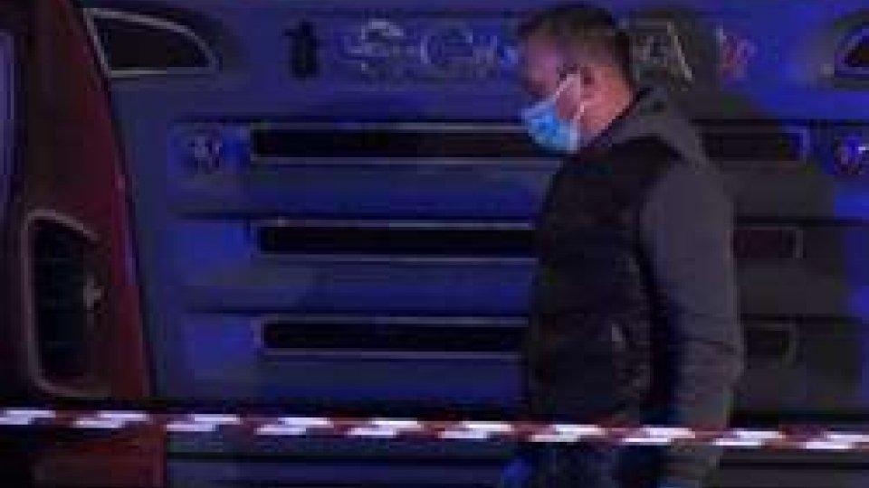 Camion a RoveretaRovereta: si è tolto la vita il rumeno trovato dentro al camion
