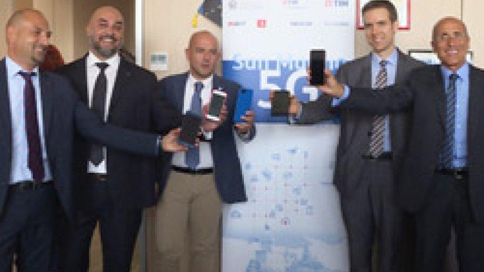 Tim San Marino e Robopac siglano unaccordo di collaborazionePartnership tecnologica: a San Marino nasce la prima Smart Factory 5G