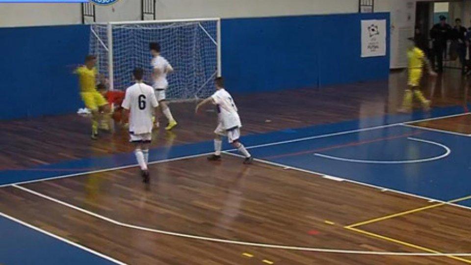 Euro Futsal U19: San Marino 2-11 Kosovo