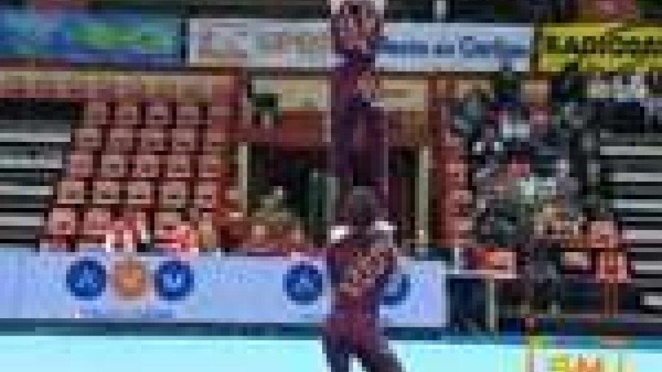Forlì - Coppa del mondo di ginnastica acrobatica, per gli organizzatori un autentico successo