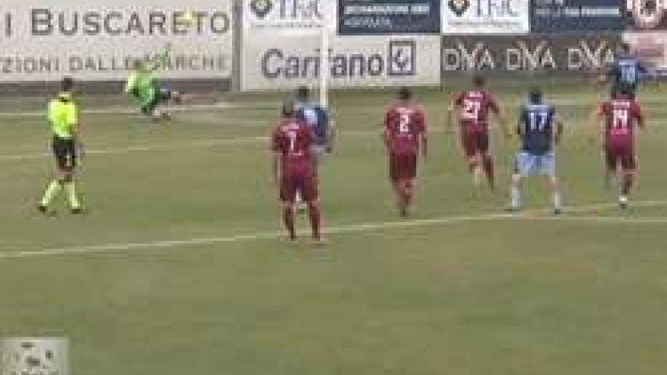 Fano-AlbinoLeffe 0-2: arbitro grande protagonista