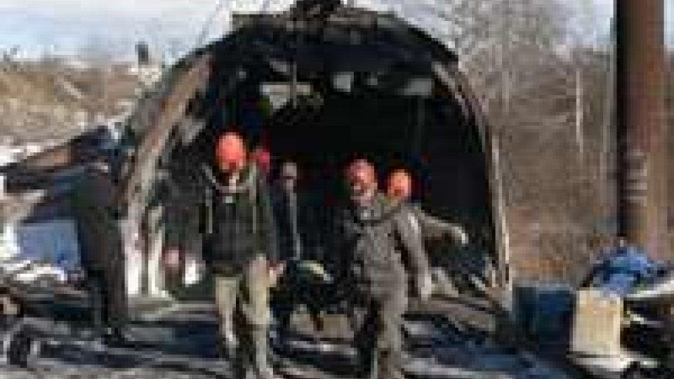 Russia: esplosione in miniera, morti e dispersi
