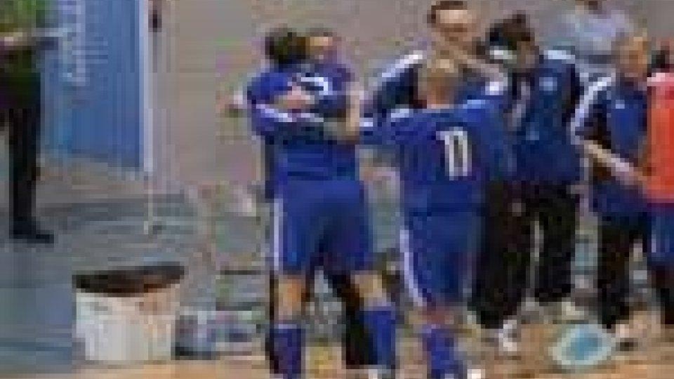 Futsal: bilancio positivo per la Nazionale