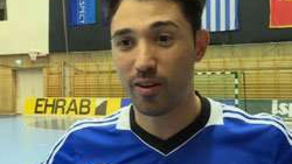 Futsal: Grecia nel mirinoFutsal: Grecia nel mirino