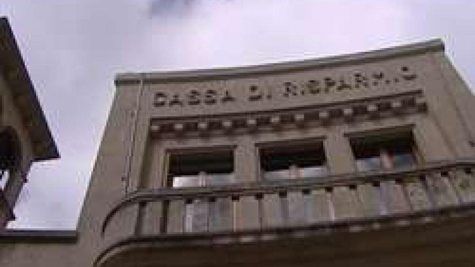 Cassa di RisparmioCassa di Risparmio: odg condiviso per farla rimanere dei sammarinesi ed evitare scalate