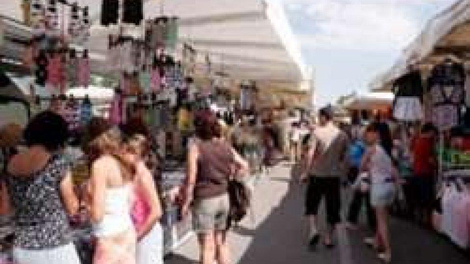 mercato a Rimini