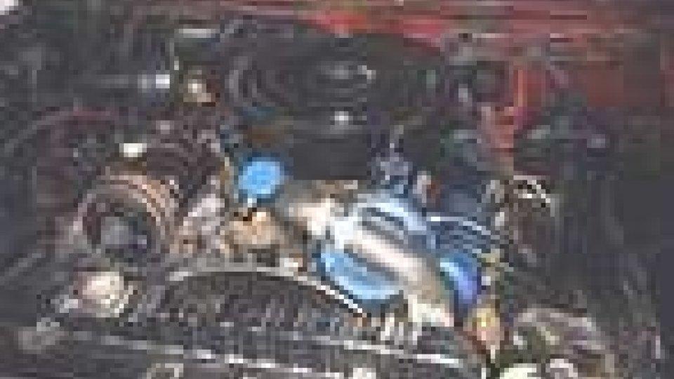 Centro Atlante: mostra motori
