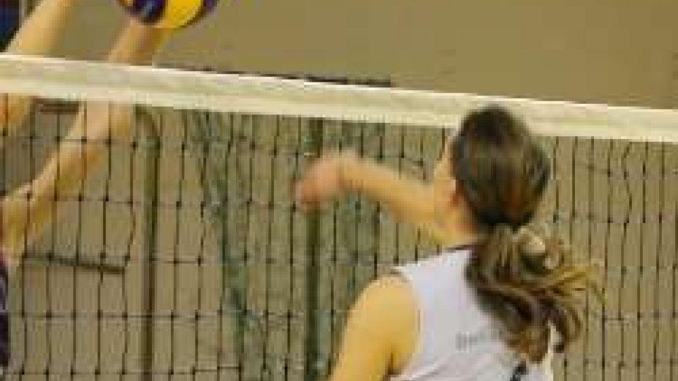 Volley: la Banca di San Marino perde al tie-braek contro l'Olimpia RavennaVolley: la Banca di San Marino perde al tie-braek contro l'Olimpia Ravenna