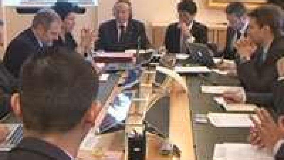 San Marino: in Ufficio di Presidenza Reggenza e vicenda Gentili