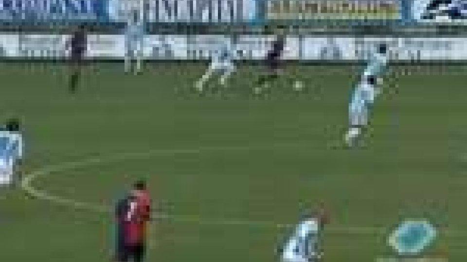 Il San Marino cade in casa . Decide Marotta all'88'