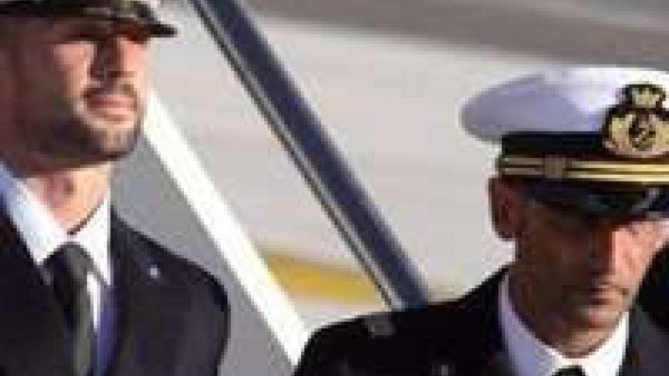 India: i marò in Italia per votare