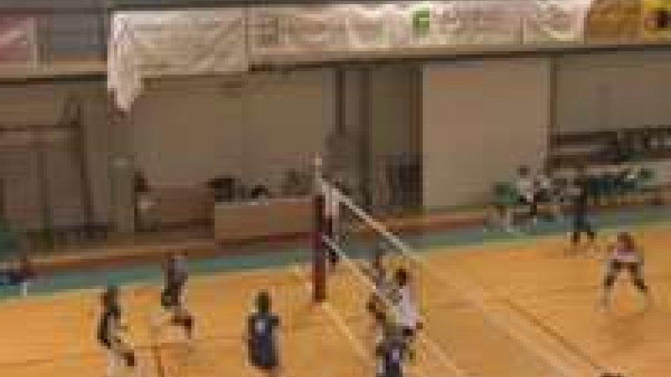 Volley, serie C femminile. Vittoria per Banca di San Marino