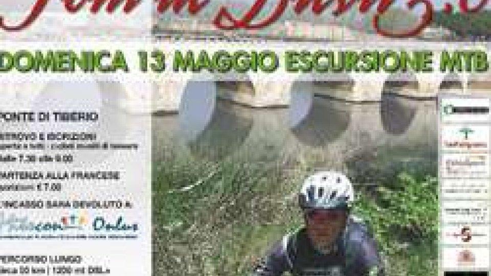 Domenica scorsa la Cicloturistica di Mountainbike a Rimini