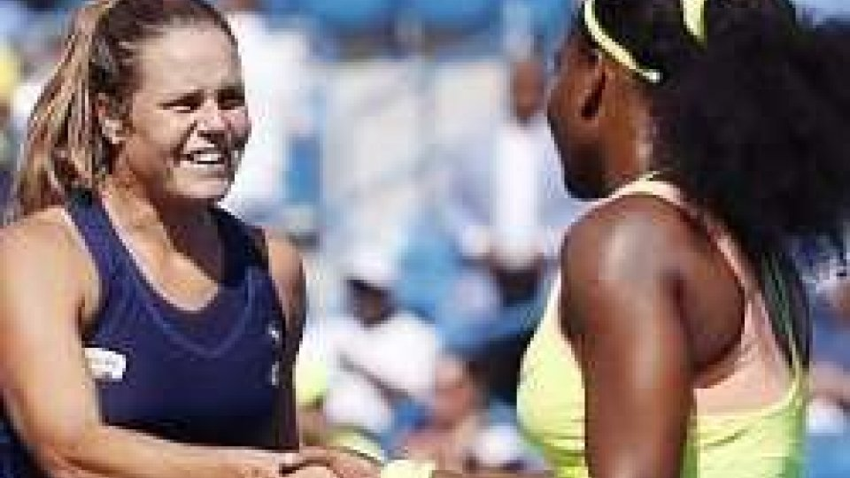 Tennis a Cincinnati dominano i favoritiTennis a Cincinnati dominano i favoriti